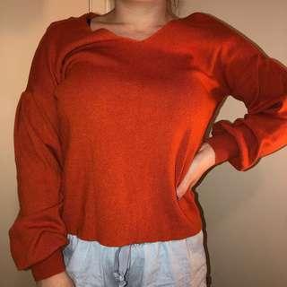 Temt knit top