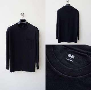 Uniqlo Sweatershirt Pocket