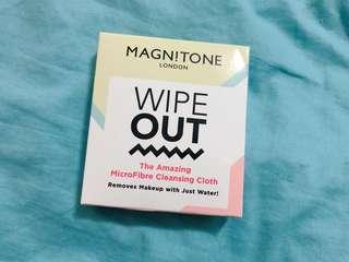 Makeup removal wipe 落妝布