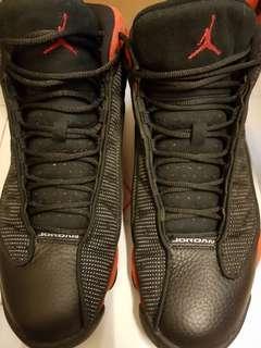 Air Jordan 13 bred US10.5