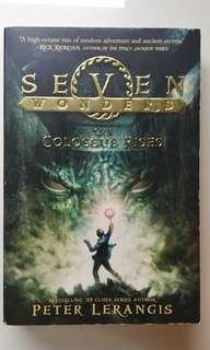 Seven Wonders: The Colussus Rises by Peter Lerangis