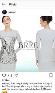 Wanzar Bree Kurung