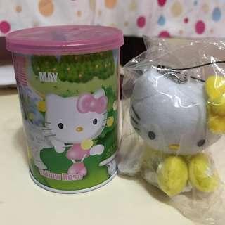 Hello Kitty 生日公仔 5月