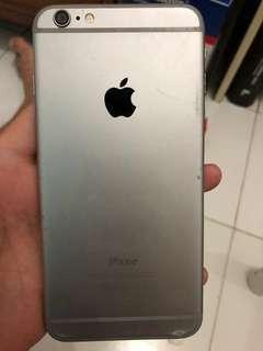 iphone 6 plus second nego!