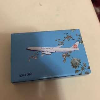 中華航空 China airlines 啤牌