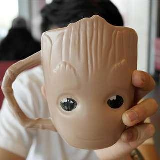 INSTOCK! Baby Groot Cup Coffee Mug is Made of 100% high quality Ceramic