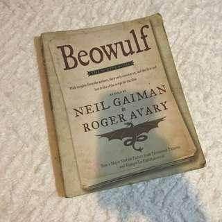 Beowulf: The Script Book by Neil Gaiman and Roger Avary