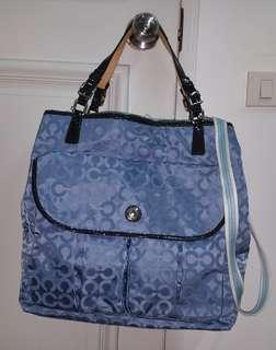 Coach Tote Bag Large Limited Edition