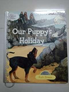 Our Puppy Holiday