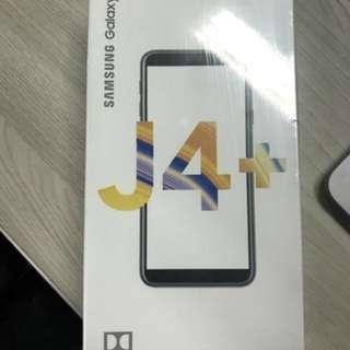 Samsung J4 plus 2/32GB Belum sebulan