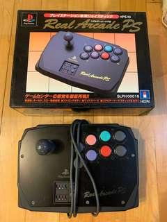 Play station 1/2 controller- real arcade