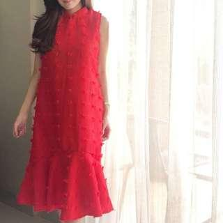 Red dress new