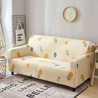 🚚 Sofa cover (Single size 90-140W all can use)