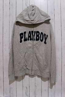 Zip Hoodie by Playboy