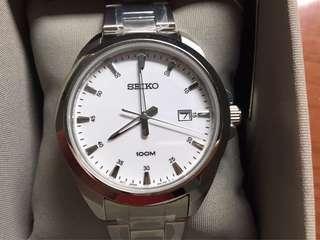 🚚 Seiko SUR205 鋼錶 石英錶