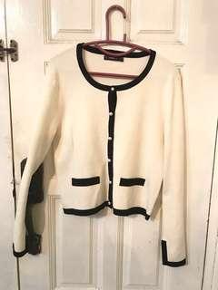 Zara Top Knit Cardigan Knitwear *Price Reduced