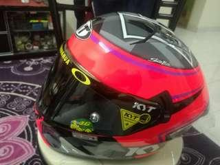 Helmet KYT NFR