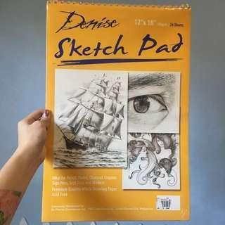 Sketch Pad (12'x18')