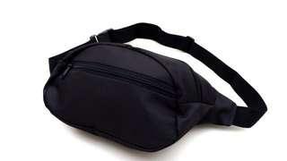 Waistbag Blank ( Black )