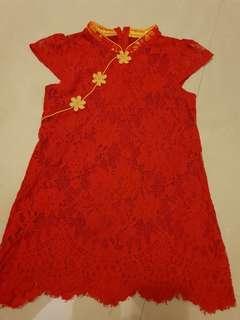 🚚 CNY Dress