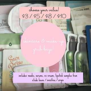🌟 CNY SPECIAL 🌟Make-Up and Skin Care Grab Bags
