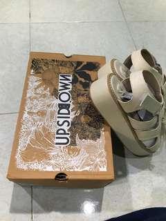 Mallow upsidedownshoes