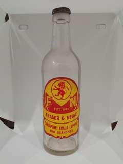 Botol Lama Fraser & Neave (F&N) 1960