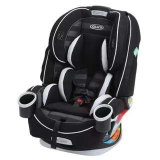Graco 4Ever All-In-1 Convertible Car Seat - RockWeave