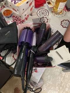 Hair Curler - various