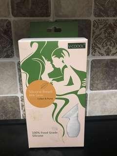 🚚 Silicone Breast Milk Saver