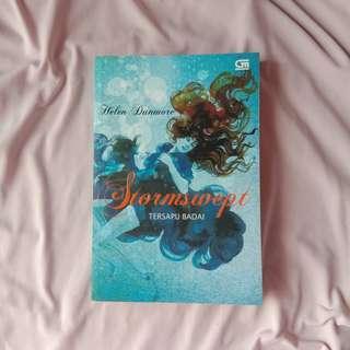 Novel Storm Swept : Tersapu Badai