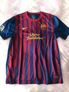 Barcelona shirt 11/12 (Size XL & S)