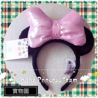 迪士尼樂園米妮發光頭箍