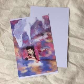🚚 End Of Sakura Season Sale: Last Five Postcards