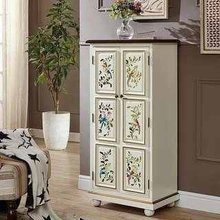Tall 6 Doors Cabinet