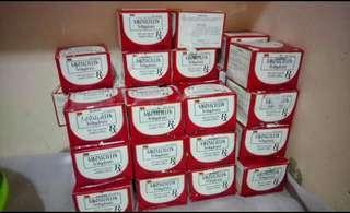 Amoxicillin 500mg capsule 100s