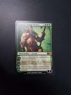 MTG - Garruk Primal Hunter