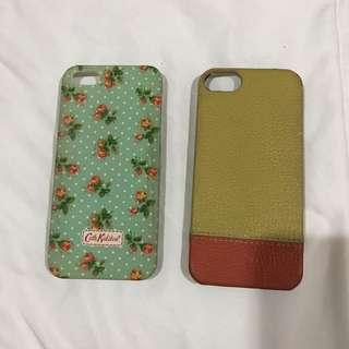 Iphone 5/5s Casing