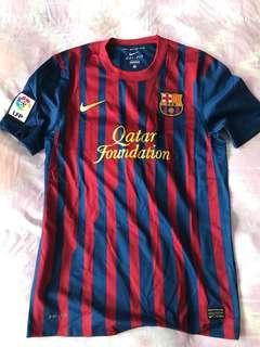 Barcelona shirt 11/12 (Size S)