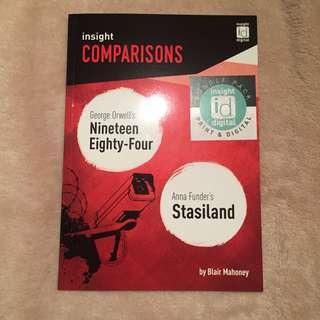 Insight Comparisons - 1984 and Stasiland