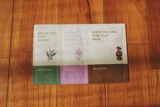 Innisfree 3 in 1 set
