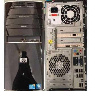 Clearance: HP Pavilion P6380D - i5 CPU + SSD + Quadro K600 + 8GB Memory