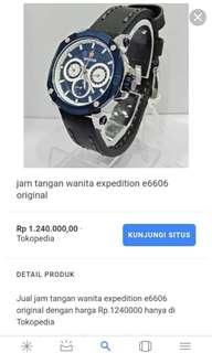 Jam tangan expedition