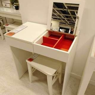 Ikea Meja Rias Minimalis No Cacat