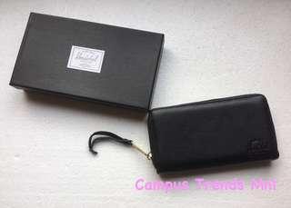 Herschel Long Leather Wallet 🖤