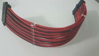 🚚 Psu extention power cable,24 pin