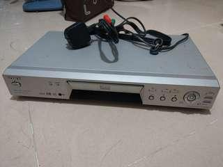 SONY DVP-NS300 CD/DVD PLAYER