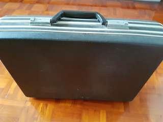 Vintage plastic Briefcase
