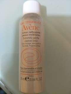 EAU THERMALE Avene cleaser lotion