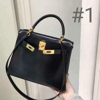 HERMES KELLY BAGS 28-40 [AUTHENTIC]